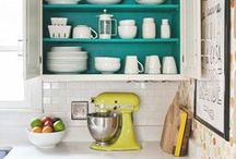 Kitchen Remodel / Tips and inspiration for remodeling the kitchen!
