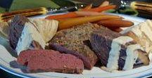 St. Patrick's Day Food / Recipes for St. Patrick's Day Celebrations
