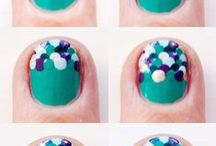 Pretty Nails / on a manicure kick lately...