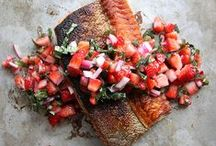 delicious + nutritious  / recipes I fancy. / by Julie Ordoñez
