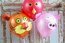 Kids Party Stuff / Ideas, Tips, Tricks, Themes, Favors, Cakes, Decorations, Games and anything else you can think of to make your child's birthday or holiday party fun! #FirstBirthday #BirthdayParty  / by Laura @ Lalymom Kids Crafts & Activities