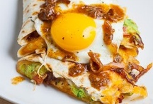 Good Morning Sunshine / Fun and exciting ways to cook your Most Important Meal of the Day.