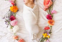 freshly born session inspired / inspiration for mostly lifestyle newborn sessions  / by Jessica