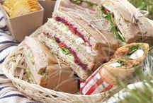 Picnics / A collection of inspiring and beautiful picnic ideas!