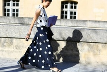 spring + summer fashion / by Julie Ordoñez