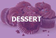 Dessert / by Samantha Mendoza