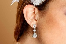 Earrings Bridesmaids Prom Homecoming / Earrings for bridesmaids, prom, homecoming and special occasions and events many styles. Wedding earrings with colored crystals, pearls and rhinestones. Long earrings for the prom or homecoming with dazzling cz's and rhinestones. / by Wedding Bedazzle