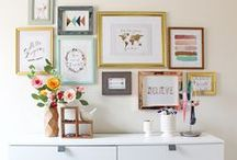 Home Decor Tips / Tips & Tricks to decorating your home.
