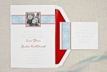 Winter Weddings- Invitations-Party Decorations-Accessories / Winter weddings ideas for invitations, holiday parties, wedding decorations, bridal accessories and wedding party favors.  / by Wedding Bedazzle
