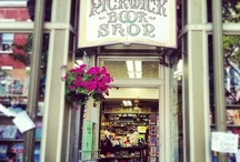Books, Book Shops & Authors <3 / by Lauren The Geek Girl