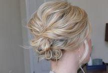 Hairstyles / by Loudette Marien