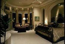 Bedroom inspiration / by Megan Clark