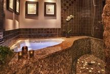 Bathroom inspiration / by Megan Clark
