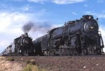 Trains / by Martha Banning