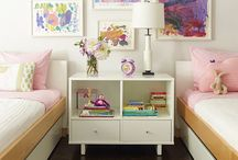 Home-Girls Bedrooms / Gorgeous ideas for bedrooms for girls.