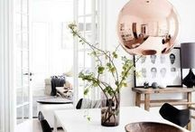 Home-Dining Rooms & Nooks / Inspiration for beautiful dining spaces.
