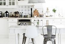 Home-Kitchens / Beautiful kitchen inspiration.