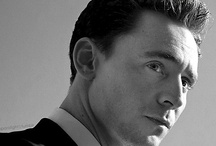 Tom Hiddleston-It's all Black and White Baby!! / Your (and my) favorite shots in black and white. Because reasons. / by Jax Ziegler