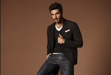 SS13 - Shopping Guide / Man / GAS reinterprets the classic pieces of men's wardrobe in perfect harmony with its DNA - denim. GAS' man is refined and experienced, he wants to have fun with his style.