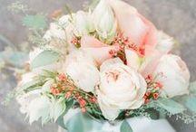 Wedding Flora / by Romantic Santa Barbara Weddings