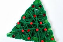 [Holiday] Christmas DIY & Activities / Christmas crafts and activities for kids and the home.