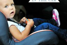 Kids Road Trip Activities / Busy Bags and other activities to keep kids happy on the road.