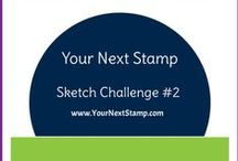 Card Sketches / by Your Next Stamp