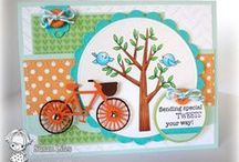 May 2013 - New Stamps and Dies / by Your Next Stamp