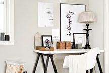 Home: Office area
