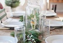 Christmas Tables / by Angie @Echoes of Laughter