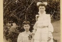 Victorians & Edwardians  / Pictures from this time period. / by Pat Deneen