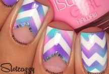 Nails / Beauty / by Fefe Duran