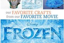 Frozen Inspired / Crafts, activities, educational ideas and party ideas inspired by Disney's Frozen Movie. Olaf, Elsa, Anna, Christophe and even Sven! Great ideas and inspiration for babies, toddlers, preschoolers, kindergarteners and big kids too!