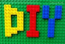 LEGO and DUPLO / Ideas, games, activities and learning opportunities using Duplo or LEGO blocks.