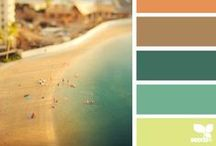Colors & Colors & / color / design schemes + inspirations