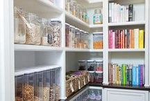 Get Organized / A place for everything and everything in its place! Everything from organization tips and tricks to spring cleaning and decluttering.