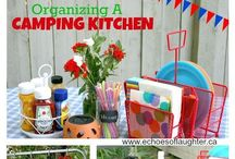 Echoes of Laughter-Camping / Ideas, Recipes and Tips for Camping Trips from the lifestyle blog Echoes of Laughter.