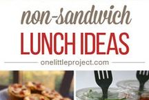 Help in the Kitchen / Meal planning, cut the grocery bill tips, kids friendly recipes, teaching kids to cook, stock the pantry and non-sandwich lunch ideas. Tips to help me in the kitchen.
