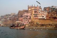 India / Inspiration for my holiday to India and photographs after the trip