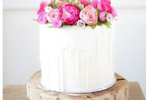 Beautiful Cakes & Recipes / Cakes, cakes, and more cakes. Beautiful celebratory cake recipes.