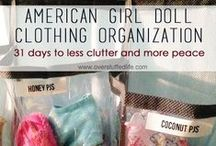 American Girl Organization / For my little girls obsession