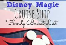 Disney Tips / Ideas for a future Disney vacation and what to expect and bring on Disney trips.