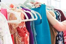 Clothing Swap Party / Save money, get some new fabulous fashion items, and have a blast with your girlfriends all at the same time with a clothing swap party! A complete guide on how to host a swap party. Easy DIY ideas on how to plan, cater and style your event.