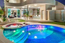 Swimming Pools + Appliances