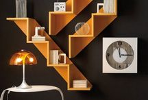 Shelves + Storage