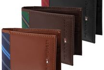 Wallets + Leather