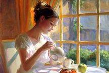 Love of Tea / by Ellen Gegetskas