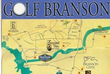 Branson's Championship Golfing Resorts / Golfing in the BEAUTIFUL Ozark Mountains is an Experience and a Challenge!  / by Marilyn K Beck