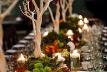 Embellished Tables Decor! / by Marilyn K Beck