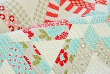Q is for Quilting / by Finding Pins and Needles